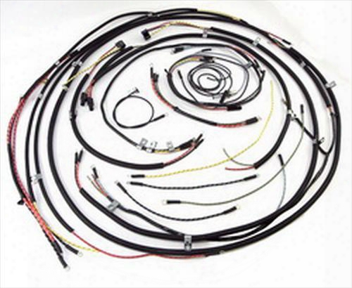 Omix-ada Omix-ada Cloth Wiring Harness - 17201.01 17201.01 Chassis Wire Harness