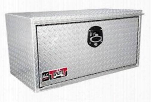 Westin Westin Brute Hd Class Underbody Drop Door Tool Box - 80-hub2472 80-hub2472 Truck Bed Utility Storage Boxes