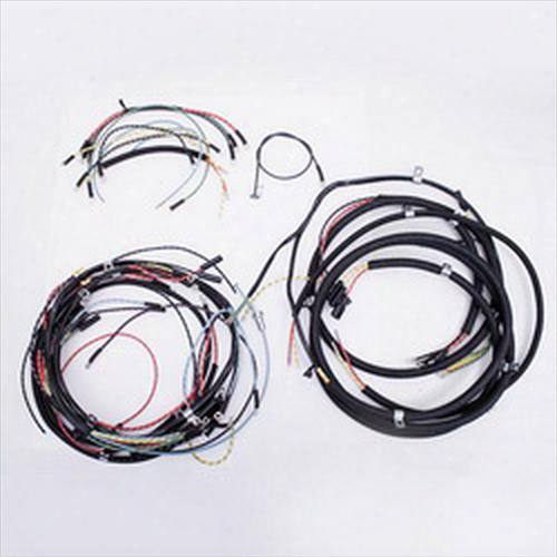 Omix-ada Omix-ada Cloth Wiring Harness - 17201.04 17201.04 Chassis Wire Harness