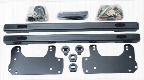 Reese Reese Signature Series Fifth Wheel Rail Kit - 30074 30074 Fifth Wheel Trailer Hitch Mount Kit
