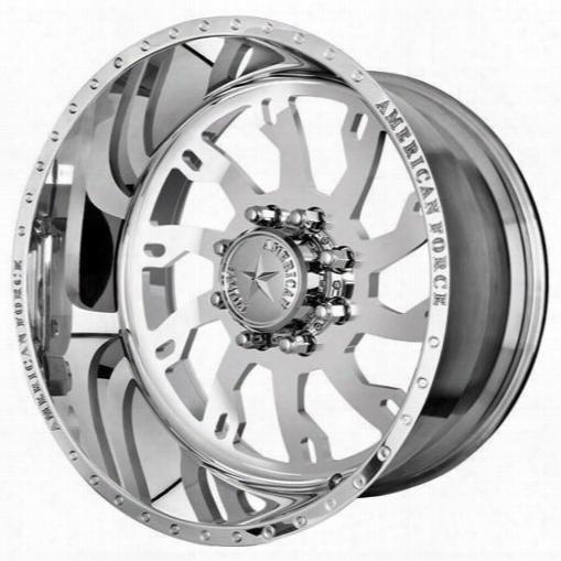 American Force Wheels American Force 20x10 Wheel Raptor Ss - Polish- Aft11089 Aft11089 American Force Wheels