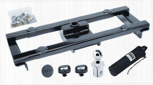 Reese Reese Elite Under-bed Gooseneck Hitch - 30158-68 30158-68 Gooseneck Trailer Hitch