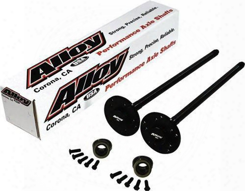 Alloy Usa Alloy Usa Dana 44 Chromoly Rear Axle Kit - 12128 12128 Axle Upgrade Kits