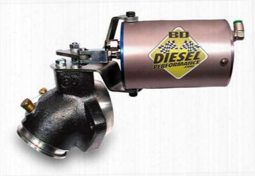 Bd Diesel Bd Diesel Original Xhaust Brake - 2023138 2023138 Exhaust Brake