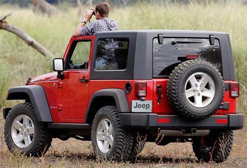 Jeep Jeep 2 Door Factory Hardtop - 82212541 82212541 Hardtops