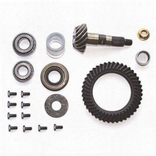 Omix-ada Omix-ada Dana 30 Yj/xj/mj Front 3.07 Ratio Ring And Pinion Kit - 16513.2 16513.20 Ring And Pinions