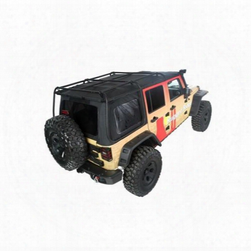 Rugged Ridge Rugged Ridge Exo-top (black) - 13516.02 13516.02 Soft Tops