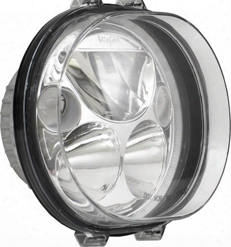 Vision X Lighting Vision X Lighting 5.75 Inch Oval Vortex Led Headlight (clear) - 9895666 9895666 Headlights, Housings And Conversions