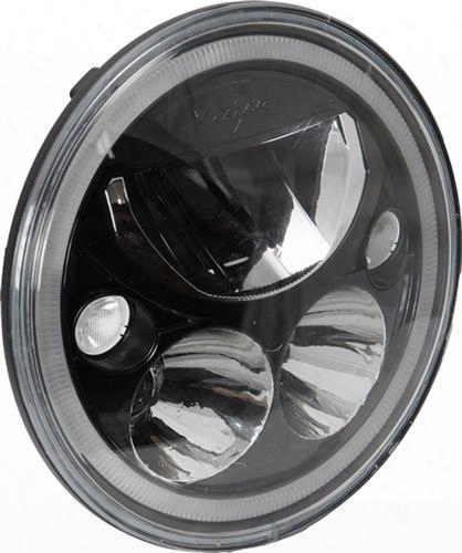 Vision X Lighting Vision X Lighting 5.75 Inch Round Vortex Led Headlight (black) - 9895635 9895635 Headlights, Housings And Conversions