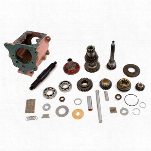 Omix-ada Omix-ada Unassembled Transmission Kit - 18802.03 18802.03 Manual Trans Rebuild Kit