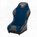 MasterCraft Safety MasterCraft Safety 1 Inch WIDER 3G-4 Seat with DirtSport Stitch Pattern (Black/ Blue) - 572023 572023 Seats