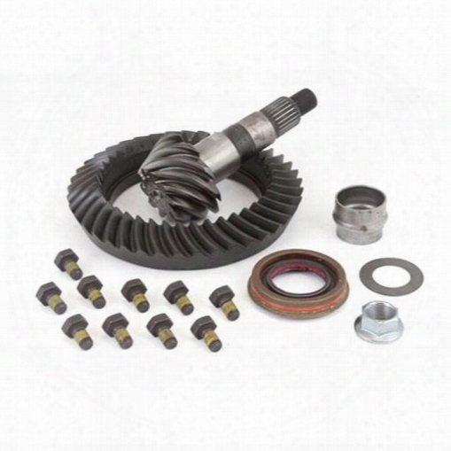 Omix-ada Omix-ada Dana 30 Jk Front 4.10 Ratio Ring And Pinion Kit - 16513.5 16513.50 Ring And Pinions