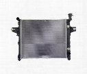 Jeep Jeep Replacement Radiator for 4.7L V8 Engine with Automatic Transmission - 52079425AE 52079425AE Radiator