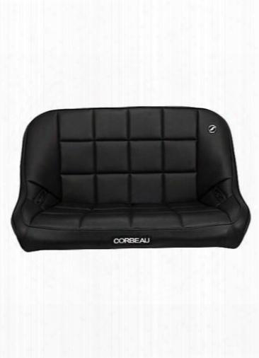Corbeau Corbeau Baja 42 Inch Bench Suspension Seat (black) - 64401 64401 Seats