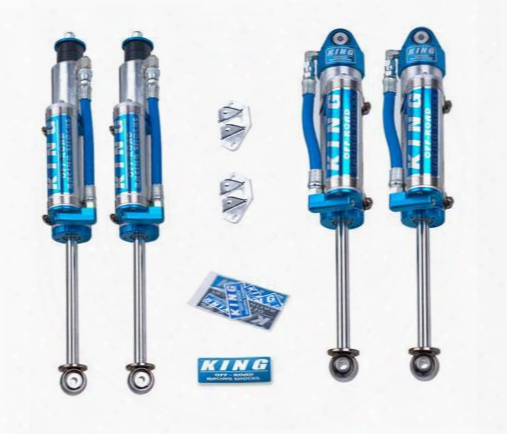 King Shocks King Shocks Performance Series Shock Kit - 25001-280 25001-280 Shock Absorbers