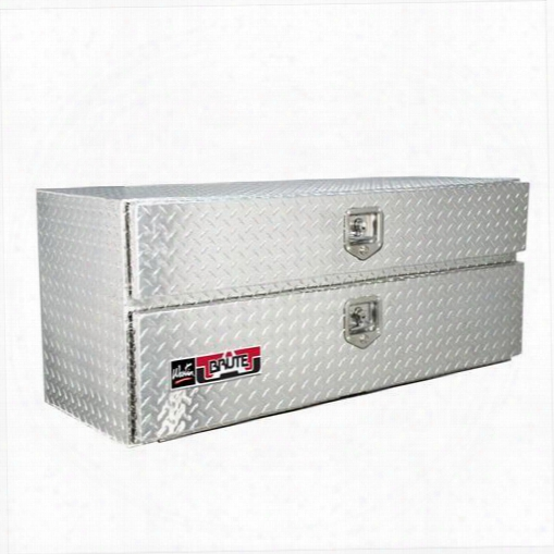 Westin Westin Brute Pro Series Underbody Tool Box - 80-ub48-20td 80-ub48-20td Truck Bed Utility Storage Boxes