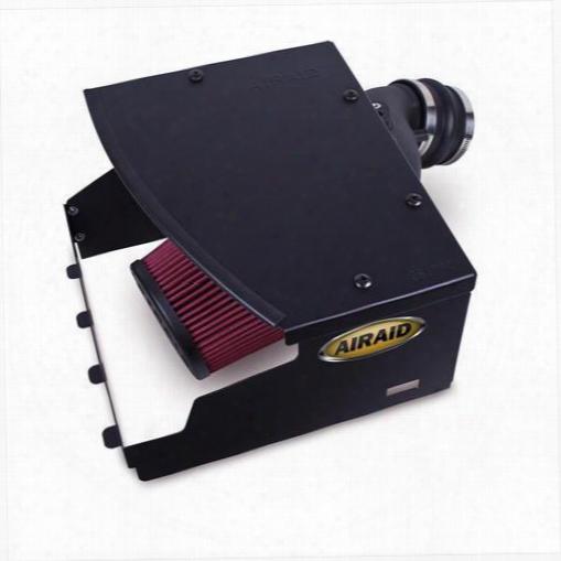 Airaid Airaid Synthamax Cold Air Dam Air Intake System - 251-261c 251-261c Air Intake Kits