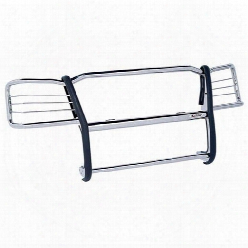 Dee-zee Dee Zee Stainless Steel Euro Guard (stainless Steel) - Dz502684 Dz502684 Grille Guards
