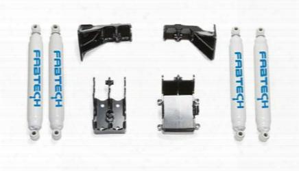 Fabtech Fabtech Multiple Front Shock System - K2090 K2090 Multi-shock Kit