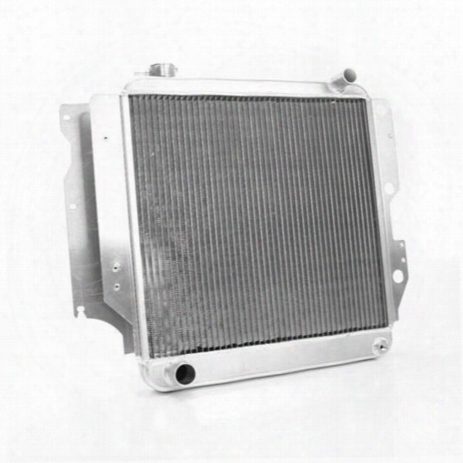 Griffin Thermal Products Griffin Thermal Products Performance Aluminum Radiator For Jeep Tj And Yj With Manual Transmission - 5-70032 5-70032 Radiator