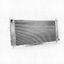 Griffin Thermal Products Griffin Thermal Products Performance Aluminum Radiator for 6.0L V8 Engine with Manual Transmission - 6-503PC-BXX 6-503PC-BXX