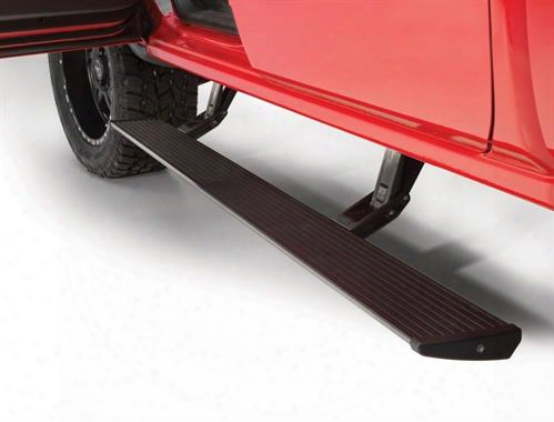 Amp-research Amp Powerstep Plug And Play Running Boards Amp76235-01a (black) - 76235-01a 76235-01a Power Running Board