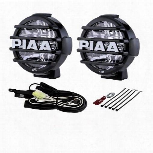 Piaa Lighting Piaa Lp570 7 Inch Led Driving Light Kit, Sae Compliant - 5772 05772 Offroad Racing, Fog & Driving Lights