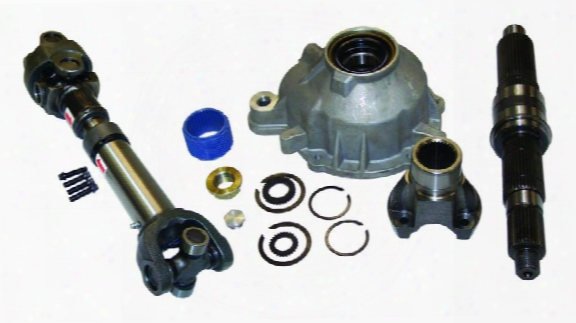 Rt Off-road Crown Automotive Slip Yoke Eliminator And Shaft Kit - Rt24004 Rt24004 Transfer Case Slip Yoke Eliminator Kits And Hardware