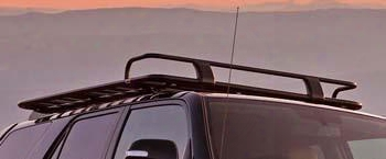 Arb 4x4 Accessories Arb Steel Roof Rack With Touring Basket - 3813200 3813200 Roof Rack