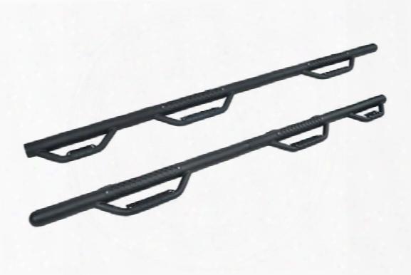 Go Rhino Go Rhino Dominator D3-1 Piece Side Steps - D36250t D36250t Nerf/step Bar Wheel To Wheel