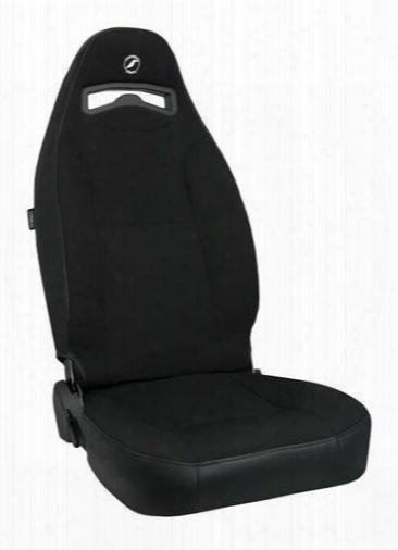 Corbeau Corbeau Moab Cloth Insert Recliner Front Seat (black) - 70011pr 70011pr Seats
