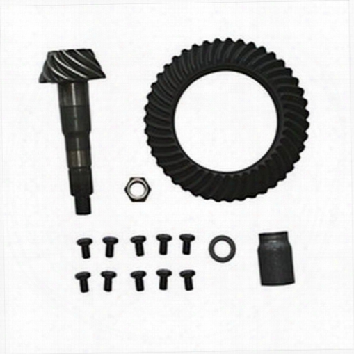 Omix-ada Omix-ada Dana 44 Wj Rear Hydraloc 3.55 Ratio Ring And Pinion - 16514.34 16514.34 Ring And Pinions