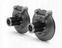 TeraFlex TeraFlex Front 8-Lug Locking Hub Conversion Kit - 3034411 3034411 Hub Conversions
