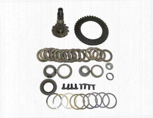 Crown Automotive Crown Automotive Dana 35 Rear 3.55 Ratio Ring And Pinion Kit - 4761676 4761676 Ring And Pinions