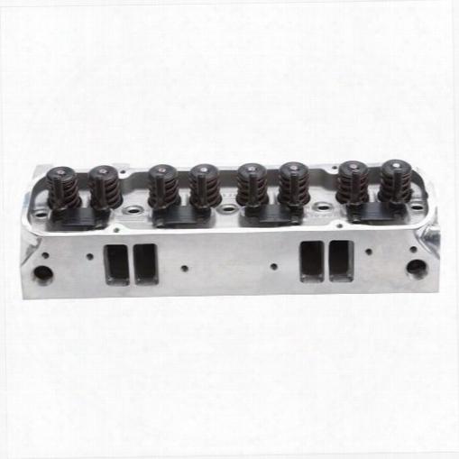 Edelbrock Edelbrock Performer Rpm Pontiac Cylinder Head (polished) - 605919 605919 Cylinder Head