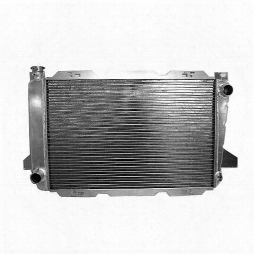 Griffin Thermal Products Griffin Thermal Products Performance Aluminum Radiattor For Ford V8 Engine With Automatic Transmission - 7-587bw-fxx 7-587bw-f