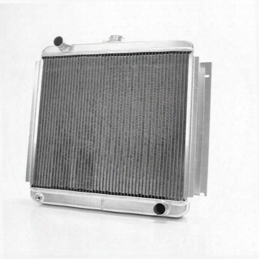 Griffin Thermal Products Griffin Thermal Products Performance Aluminum Radiator For 4.2l 6 Cylinder Engine With Automatic Transmission - 9e-ba566-01 9