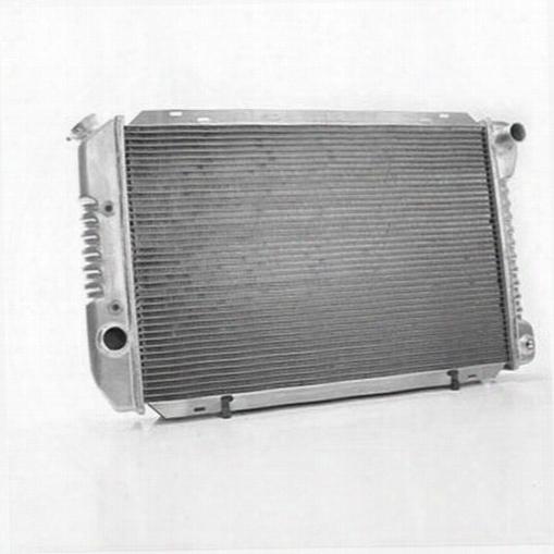 Griffin Thermal Products Griffin Thermal Products Performance Aluminum Radiator For 6 Cylinder Engine With Automatic Transmission - 9e-ba566-04 9e-ba5