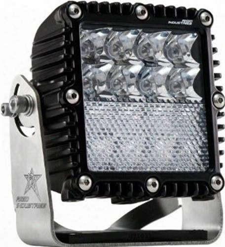 Rigid Industries Rigid Industries Q Series Spot/downward Diffused Led Light - 24461 24461 Offroad Racing, Fog & Driving Lights