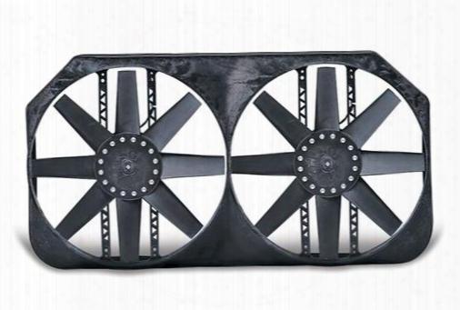 Flex-a-lite Flex-a-lite 24 Volt Electric Fan - 35024 35024 Electric Cooling Fan
