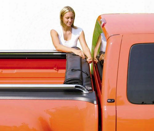 Access Cover Access Cover Limited Increased Capacity Soft Roll Up Tonneau Cover - 22119 22119 Tonneau Cover