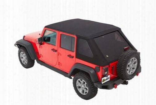 Bestop Bestop Trektop Nx Plus With Tinted Windows (black Diamond) - 56853-35 56853-35 Soft Tops