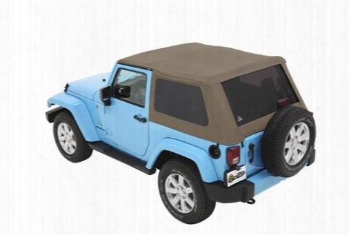 Bestop Bestop Trektop Nx Plus With Tinted Windows (pebble Beige) - 56852-74 56852-74 Soft Tops