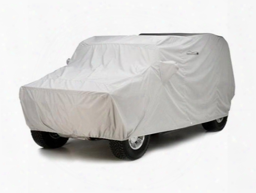 Covercraft Covercraft Weathershield Hd Custom-fit Jee Cover (gray) - C16960hg C16960hg Car Cover