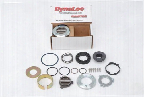 Dynatrac Dynatrac Lokcing Hubs (polished Stainless Steel) - Dt60-3b396-a Dt60-3b396-a Locking Hubs