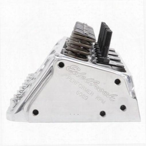 Edelbrock Edelbrock Performer Rpm Cylinder Head (polished) - 608919 608919 Cylinder Head