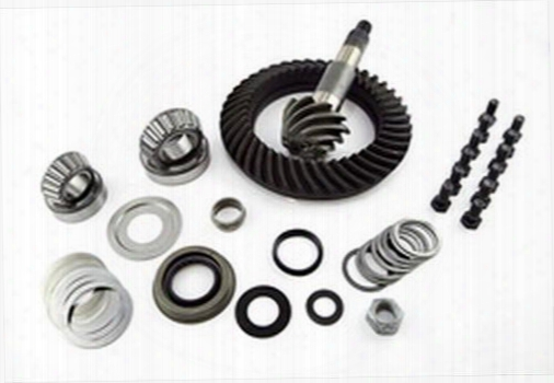 Omix-ada Omix-ada Dana 30 Tj Front 4.10 Ratio Ring And Pinion Kit - 16514.42 16514.42 Ring And Pinions
