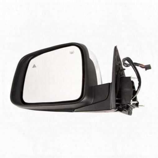 Omix-ada Omix-ada Heated Power Door Mirror (chrome) - 12039.39 12039.39 Door Mirrors