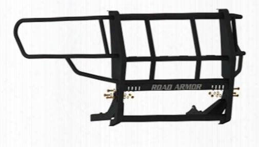 Road Armor Road Armor Frontbrushguard In Satin Black (black) - 613brsh-w 613brsh-w Brush Guards