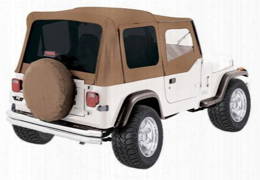 Rampage Rampage Complete Soft Top (spice) - 68217 68217 Soft Tops